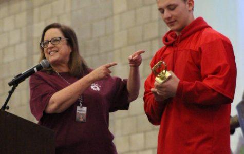 Renaissance Rally honors academic achievement