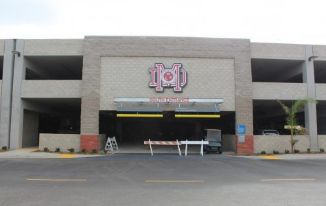 New parking structure brings positive results