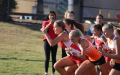 Cross Country prepares for trip to Arizona