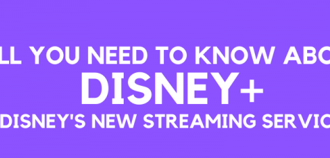 Disney's upcoming streaming service, Disney+, launches Nov. 12. The new service will include content like Disney Channel originals, classic animated films, Pixar movies, and original content made exclusively for the service.