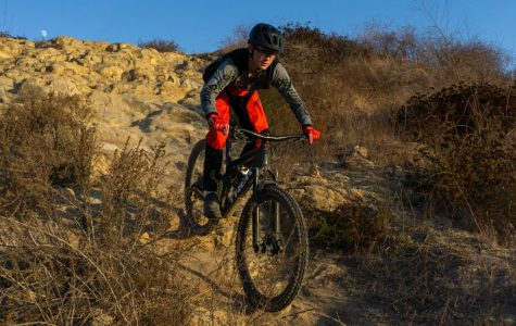 Mountain biker aims to compete professionally