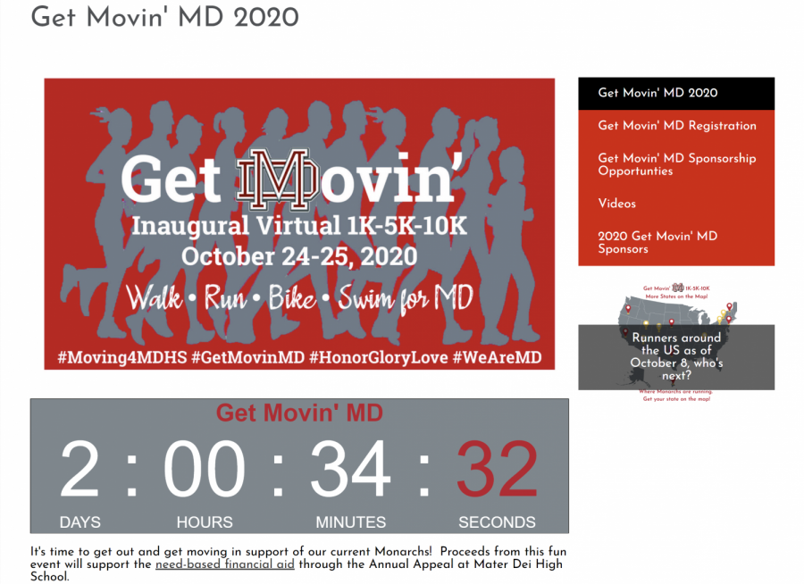 Inaugural Get Movin' virtual event takes place this Saturday and Sunday