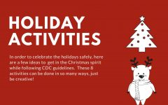 HOLIDAY FUN: Some holiday traditions and activities are not able to take place this year due to the severity of COVID-19. However, students and those who are involved in the Mater Dei community can still have a fun holiday season with these activities.